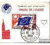 France - Service n° 17 - Conseil de l'europe.