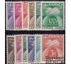 France - Taxe n° 79/89 - Types Gerbes.