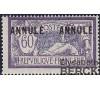 France - n°144 - CI-1 - Annulé - 60c Merson.