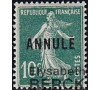 France - n°159 - CI-1 - Annulé - Semeuse 10c vert.