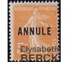 France - n°158 - CI-1 - Annulé - 5c Semeuse