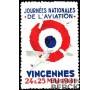 France - Vignette - Journées nationales de l'Aviation.