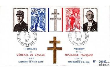 http://www.philatelie-berck.com/1545-thickbox/france-general-de-gaulle-croix-de-lorraine-en-or.jpg