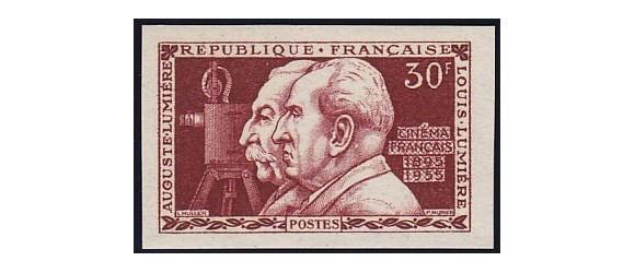 France - n°1033 - ND - Cinéma - Frères Lumière