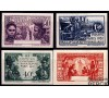 Série coloniale - Exposition 1931 - Cameroun n° 149a/152a - La série complète N.D.