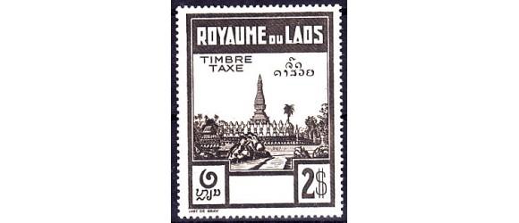 Laos - Taxe NON EMIS