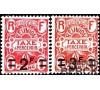 Réunion - Taxe n° 14/15 - 1905.