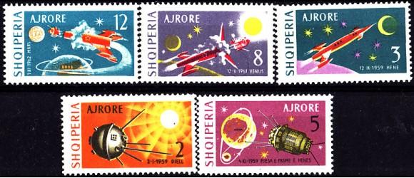 Albanie - n°PA 61/65 - Cosmos.