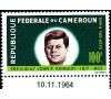 Série Coloniale - 1964 - Kennedy - 10 blocs**