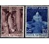 Vatican - n° 160/161 - Basilique Saint-Pierre.