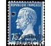 France - n° 177 - 75c Pasteur - Variété.