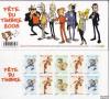 France - n°3877ba - Carnet Fête du timbre Spirou - José Luis Munuera .