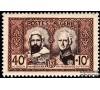 Algérie - n°285** - Abd el-Kader et Général Bugeaud