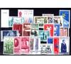 Italie - Année complète 1958 - 25 timbres.