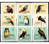 Pologne - n°1070/1081 - Oiseaux.