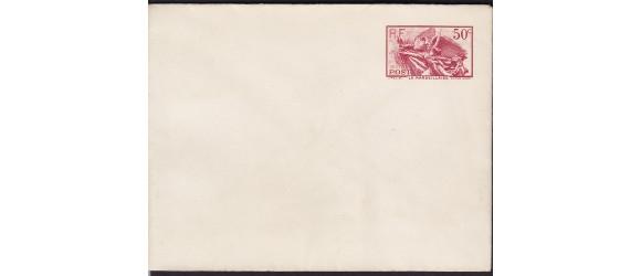 France - Entier postal n° 315-E1 - 50c Marseillaise de Rude.