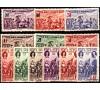 Réunion  - n°180/185 +PA18/23 -  Tricentenaire du rattachement de la Réunion.