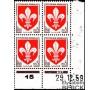 France - n°1230 - Blason de Lille.