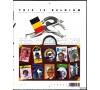 Belgique - n3222/3231 - Les Belges dans le monde.