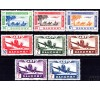 Dahomey - n°PA 10/17 - Avions en vol.