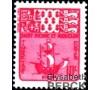 Saint-Pierre et Miquelon - Taxe n° 73 - Armoiries - Variété.