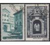 Monaco - n° 369/370 - Vues de la Principauté