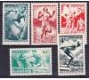 Monaco - n° 319/323 - Jeux Olympiques de Londres 1948.
