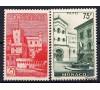Monaco - n° 397/398 - Vues de la Principauté.