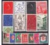 Monaco - Année 1954 - 15 valeurs - Complet.