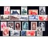 France - n° 772/792 - Année 1947 - 21 valeurs