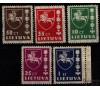 Lituanie - n°358/361a - Armoiries.