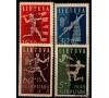 Lituanie - n°365A/365D - Jamborée national de 1938.