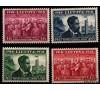 Lituanie - n°366/369 - 20e Anniversaire de l'Indépendance.