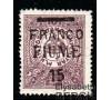 Italie - Fiume - n° 31 - Timbre de la Caisse d'Epargne.