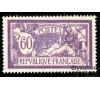 France - n° 144 - Merson - 60 c violet et vert.