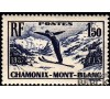 France - n°334 - Championnat du monde de ski à Chamonix -