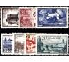 France - n°388/394 - Série touristique de 1938 -