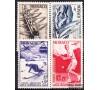 Monaco - n° PA 32/35 - Jeux olympiques de 1948.