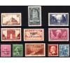 France - n° 253/262 - Année 1929 - 11 valeurs.