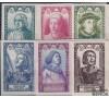 France - n° 765/770 - Essai - Série Jeanne d'Arc - 1946 -