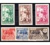 Guadeloupe - n°127/132 - Tricentenaire des Antilles.