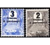 Guadeloupe - Taxe n° 23/24 - 1927/1928.