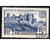 France - n° 392 - Carcassonne - Les remparts.