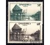 Dahomey - n° 151/152 - Village Lacustre.