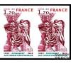 France - n°2021 - N.D. en paire - Monument aux Combattants Polonais - Guerre 1939-1945 -