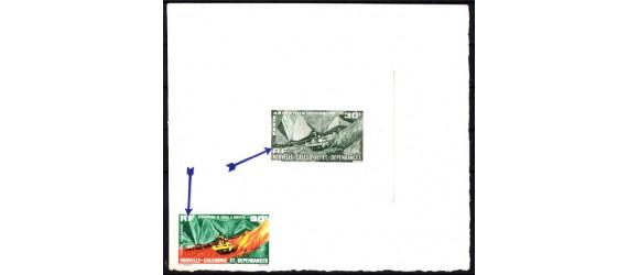 Nouvelle Calédonie - n°PA 74 - Explotation de Nickel.