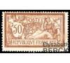 France - n° 120 - Merson - 50c brun et gris
