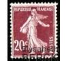 France - n° 139 - Semeuse 20c brun-rouge.