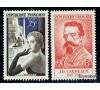 France - n°1008/1229 - 5 Années complètes de 1955 à 1959 - 227 timbres.