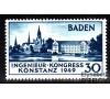 Allemagne - Bade - n° 46 - Vue de Constance.